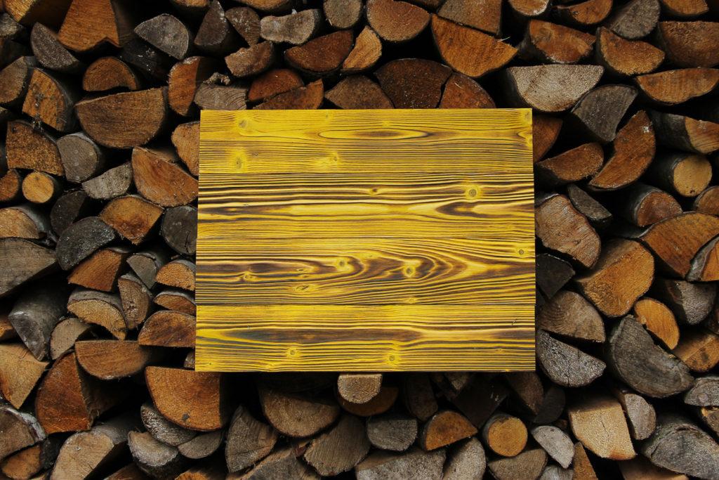 Charred wood - Koit
