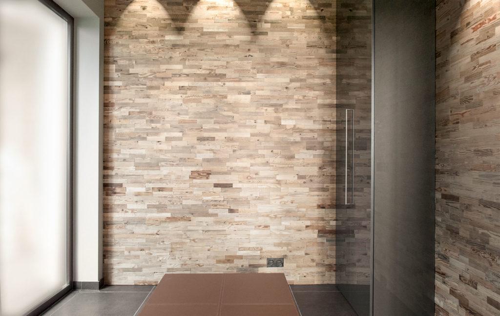 3D Wood panels