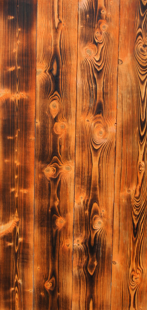 Charred Wood - ORMES