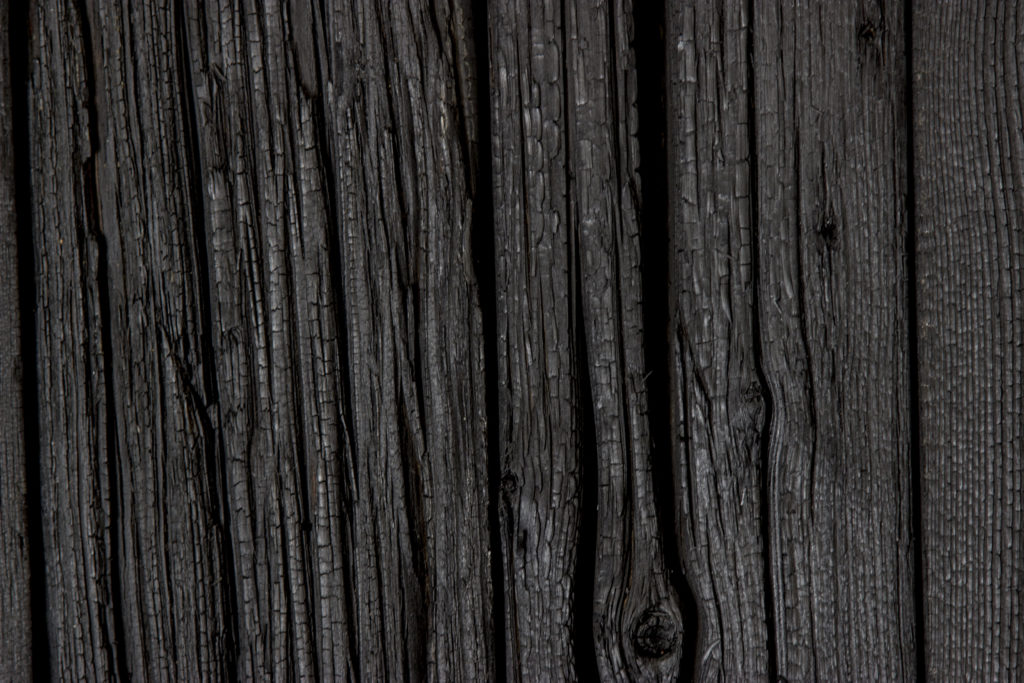 Charred Wood - Vana Kurat