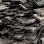 old oak wagon boards